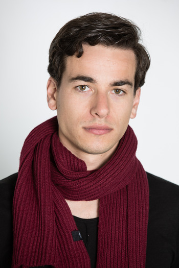 Cheap Monday Men's - Wine Edwin Scarf