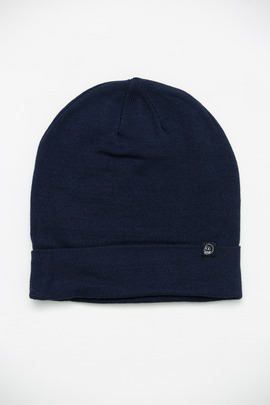 Cheap Monday Men's Dark Blue Em Hat