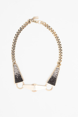 Lady Grey Lizzy Link Necklace