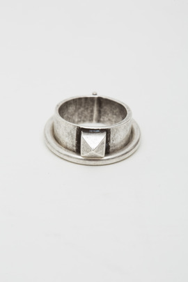 Lady Grey Orbital Spike Ring