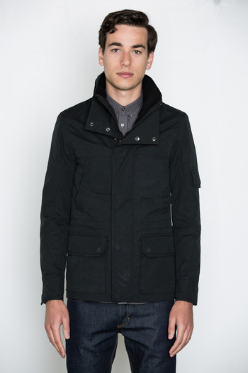 Kai-aakmann Men's - Double Collar Jacket