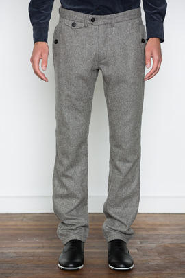 C.P. Company Herringbone Flannel Pant