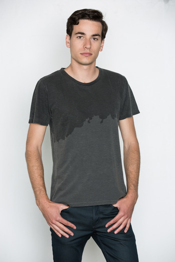 Robert Geller - Soaked T-Shirt