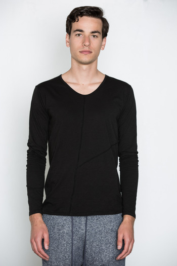 Cheap Monday Men's - Keiji L/S Tee