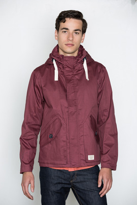 Lifetime Collective Ruby Wine Dierdre Jacket