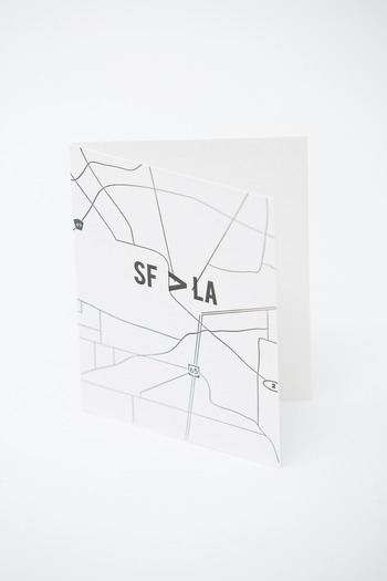 Alissa Bell - SF&gt;LA Card