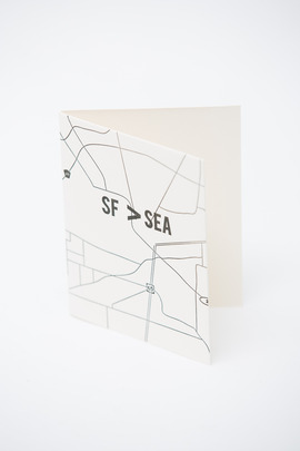 Alissa Bell SF>SEA Card