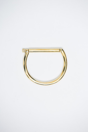 Miansai - Brass Tarn Screw Cuff