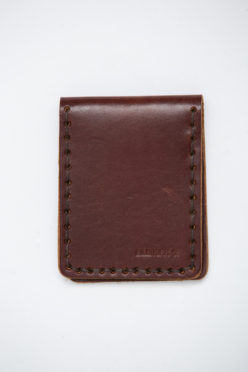 Billykirk - Brown Bifold Card Case