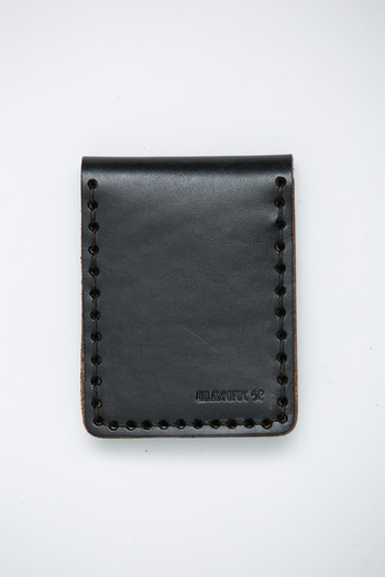 Billykirk - Black Bifold Card Case
