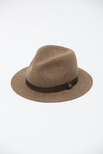 Billykirk - Camel Slouchy Fedora