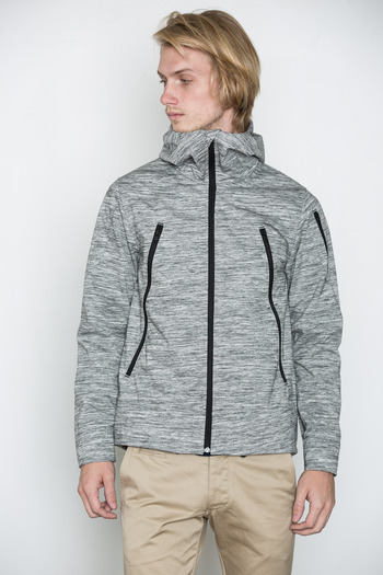 Reigning Champ - 3-Ply Alpine Heather Parka