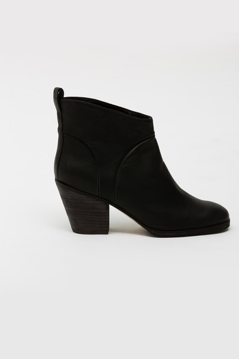 Rachel Comey Women's - Black Penpal Ankle Boot