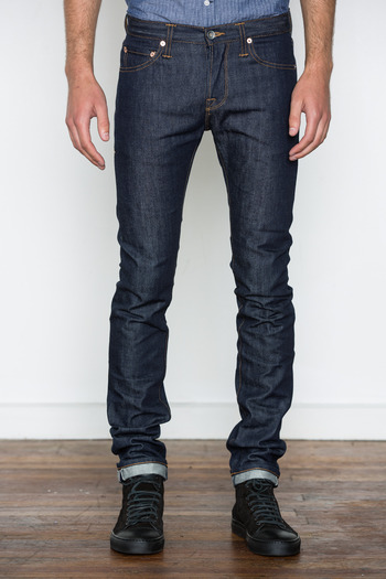 Wings + Horns - Raw Slim Fit Jeans