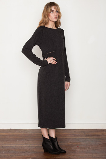 Ann-Sofie Back - Zip L/S Dress
