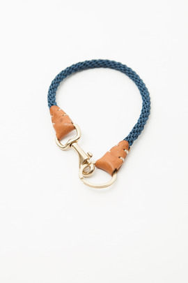 Folk Washed Blue Skynard Lanyard