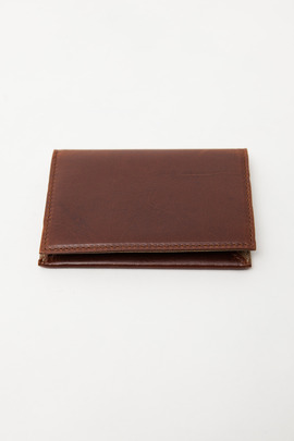 Haerfest Burnt Umber/Taupe Card Holder