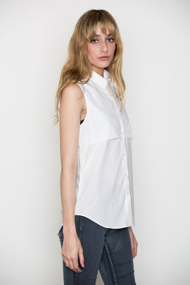 Cheap Monday Women's Clean-Cut Shirt