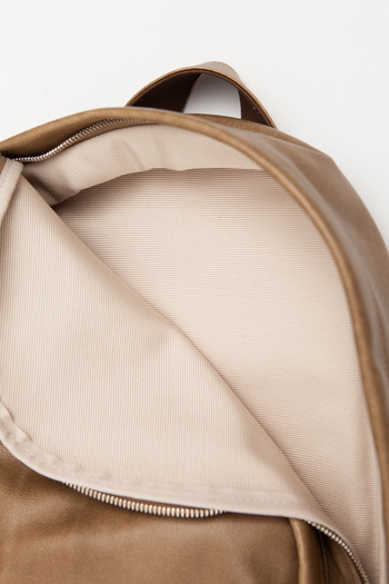 Haerfest - Taupe/Burnt Umber Combo Backpack