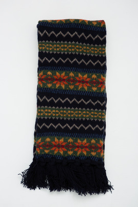 Howlin' by Morrison Navy Tonic Scarf