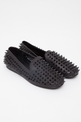 UNIF Black/Black Hellraiser Shoe