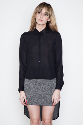 Cheap Monday Women's Black Howin Shirt