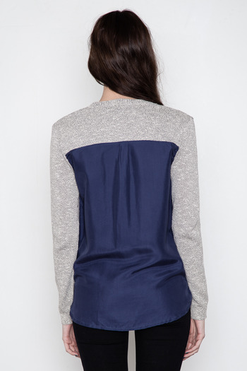 Funktional - Vector Silk Back Cardigan