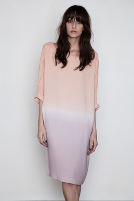 Second Female Yoo Dip-Dye Dress