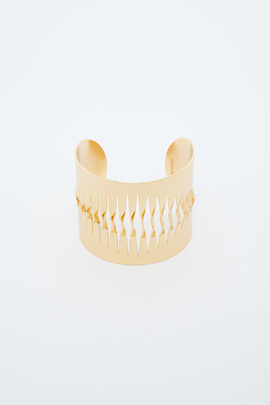 Joomi Lim Twisted Ripple Cuff