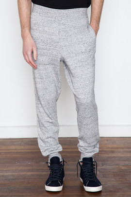 T by Alexander Wang Men's Nep French Terry Sweatpant