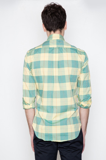 Gitman Bros. Vintage - Vintage End-on-End Plaid (1979)