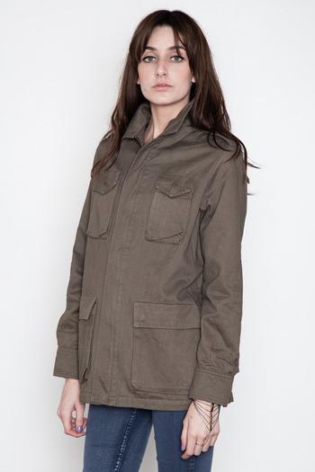 Second Female - Black Jacket