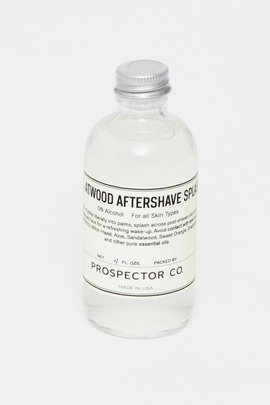 Prospector Co. K.C. Atwood Aftershave