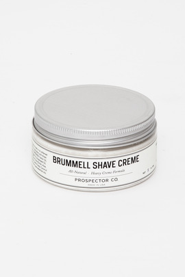 Prospector Co. Brummell Shave Creme