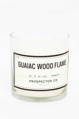 Prospector Co. Guaiac Wood Flame