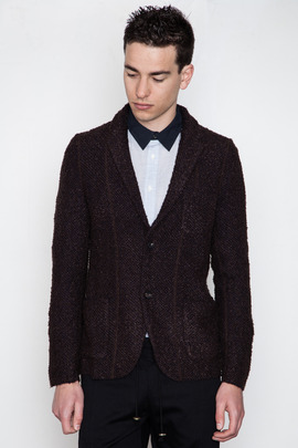 Robert Geller Richard Knit Jacket