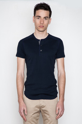 Wings + Horns Ink S/S Henley