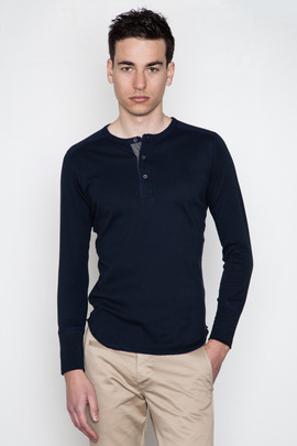 Wings + Horns Ink L/S Henley