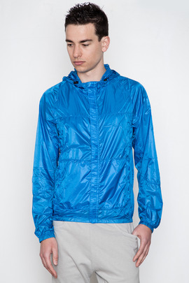 ISAORA Blue Pertex Quantum Rain Shell