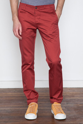 Wings + Horns Rust West Point Chino SS13