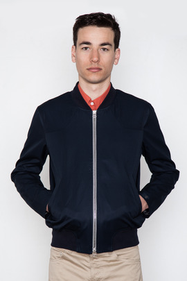 Wings + Horns Oxford Bomber Jacket