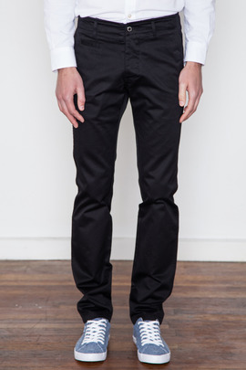Wings + Horns Black West Point Chino SS13