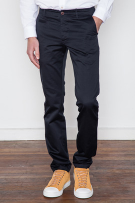 Wings + Horns Navy West Point Chino SS13