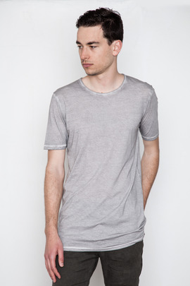 SILENT Men's Silent Washed Thujades Tee