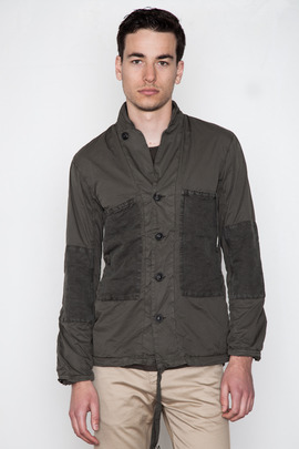 SILENT Men's Ashes Jathropha Jacket