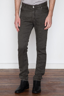 SILENT Men's Ashes Phlox Twill Jean