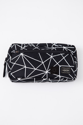ISAORA ISAORA x Porter Geo-Light Travel Pouch