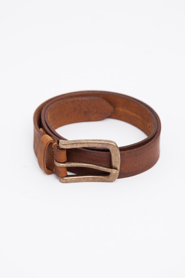 Lifetime Collective Tan Bow Belt