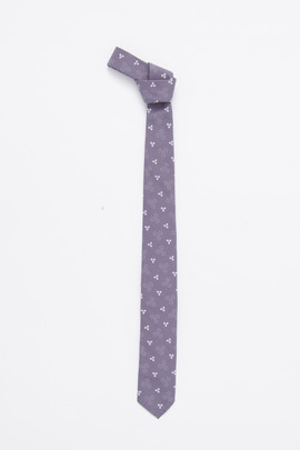 Gitman Bros. Vintage Vintage Art Deco Dot Print Tie