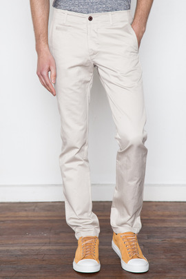 Wings + Horns Sand West Point Chino SS13